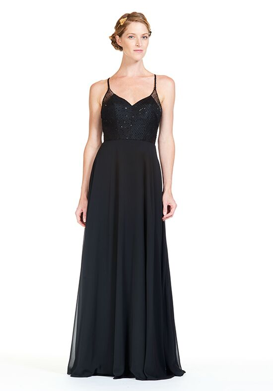 Bari Jay Bridesmaids 1811 V-Neck Bridesmaid Dress