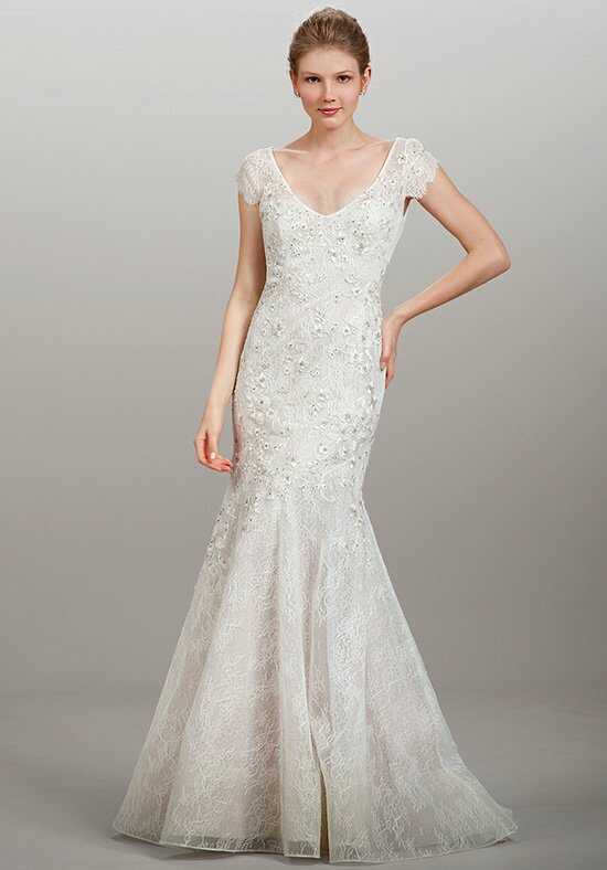 LIANCARLO 5855 Sheath Wedding Dress