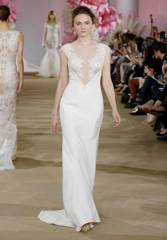 Ines Di Santo Awakening Sheath Wedding Dress