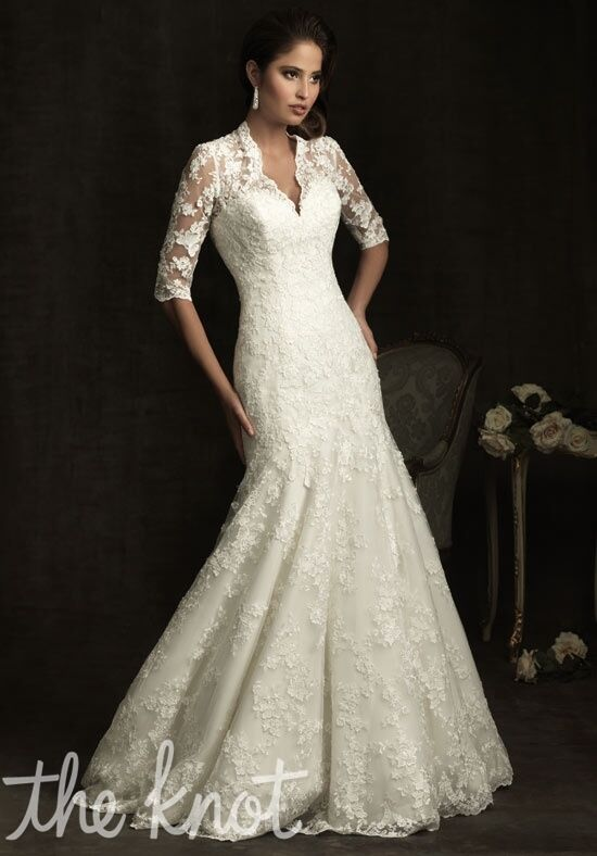Allure Bridals 8900 A-Line Wedding Dress