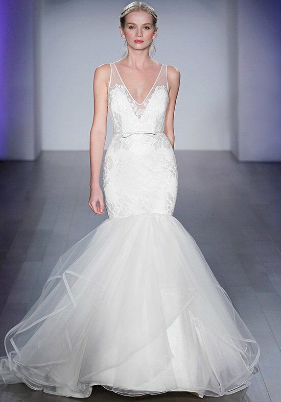 Hayley Paige 6501/Brooke Mermaid Wedding Dress