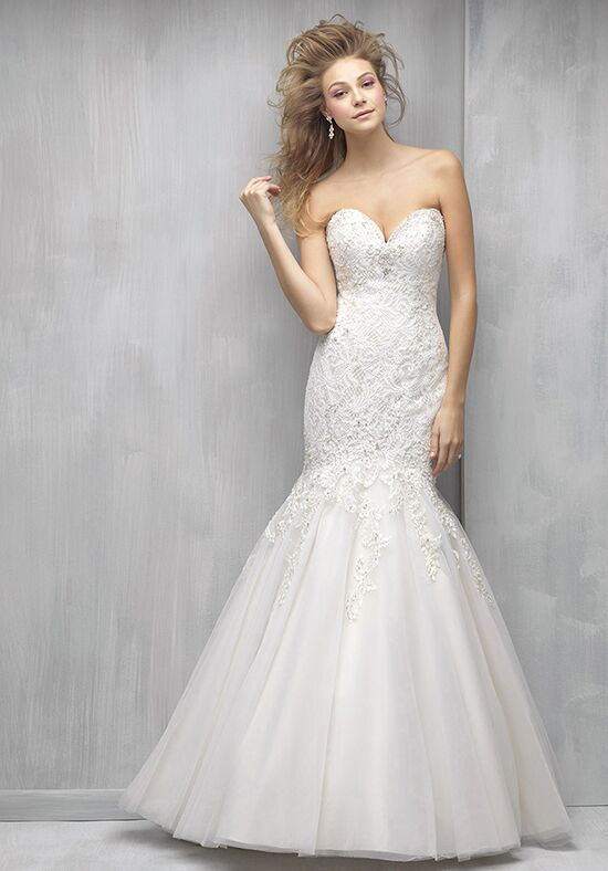 Madison James MJ255 Mermaid Wedding Dress