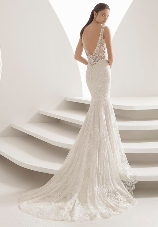 Rosa Clará Acuario Mermaid Wedding Dress