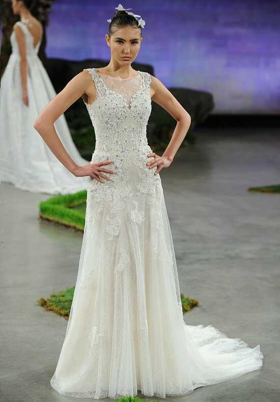 Ines Di Santo Amanda A-Line Wedding Dress
