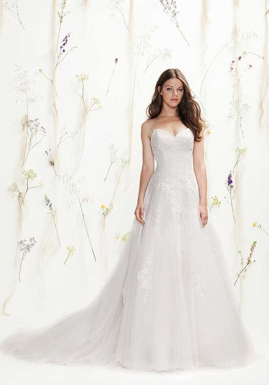 Lillian West 6394 Ball Gown Wedding Dress
