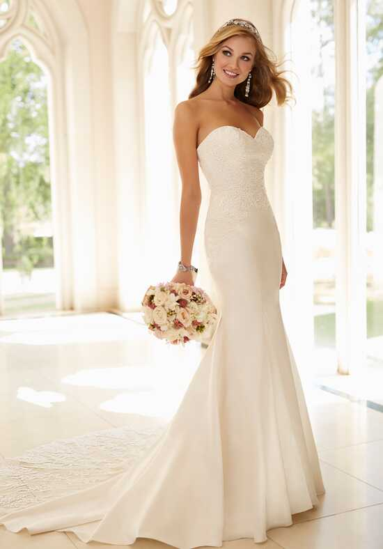 Stella York 6236 Mermaid Wedding Dress