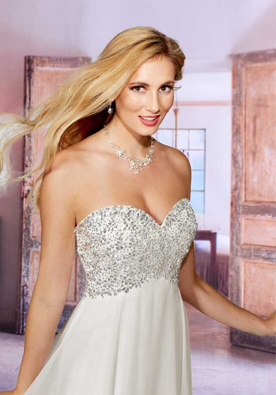 1 Wedding by Mary's Bridal 2620 A-Line Wedding Dress