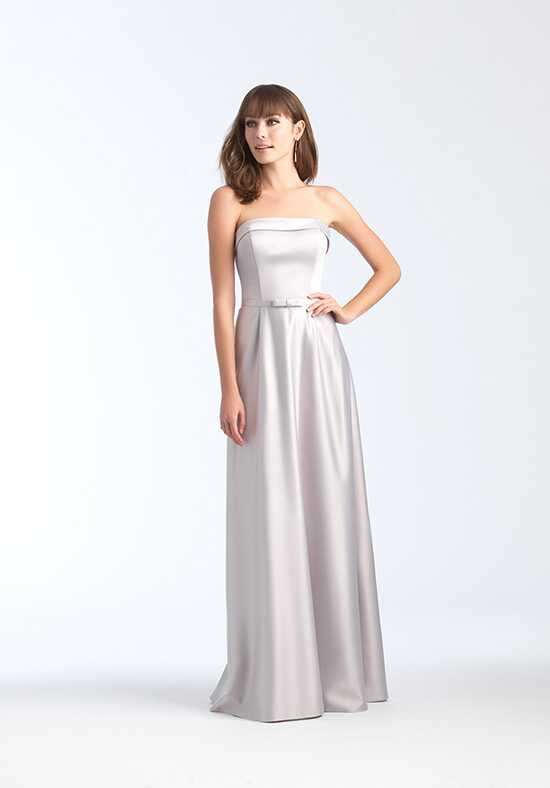 Allure Bridesmaids 1558 Strapless Bridesmaid Dress