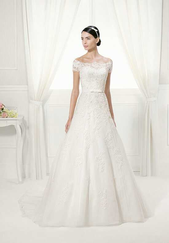 Alma Novia FERROL A-Line Wedding Dress