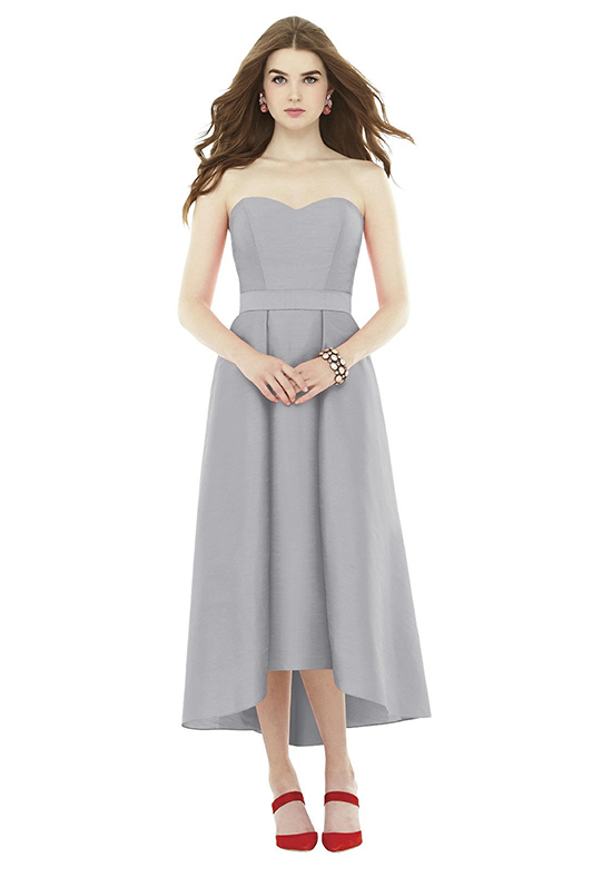 Alfred Sung D715 Sweetheart Bridesmaid Dress