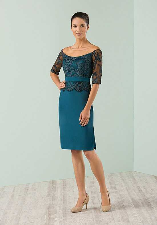 Jasmine Black Label M180008 Green Mother Of The Bride Dress