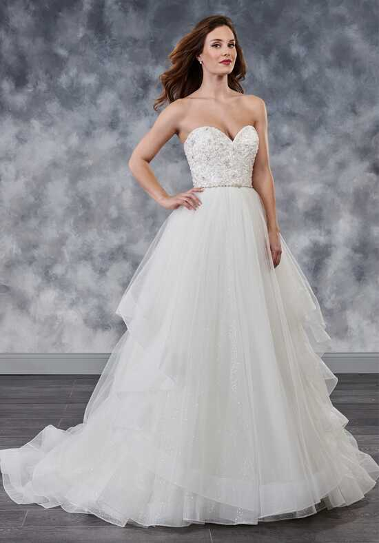 Mary's Bridal Couture d'Amour MB4024 Ball Gown Wedding Dress