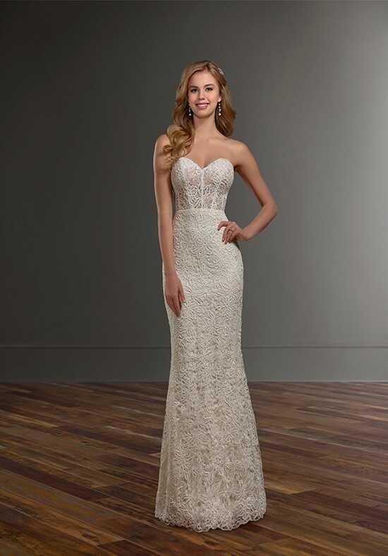 Strapless wedding dresses martina liana junglespirit Gallery