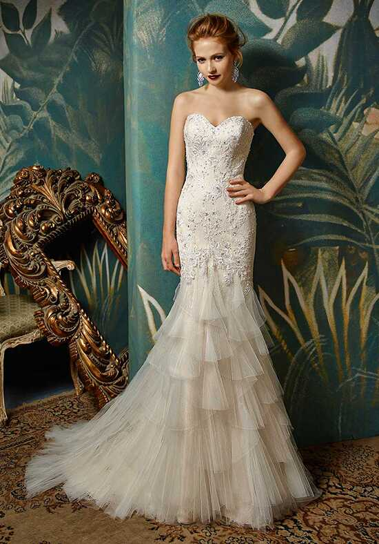 Blue by Enzoani Jelena Mermaid Wedding Dress