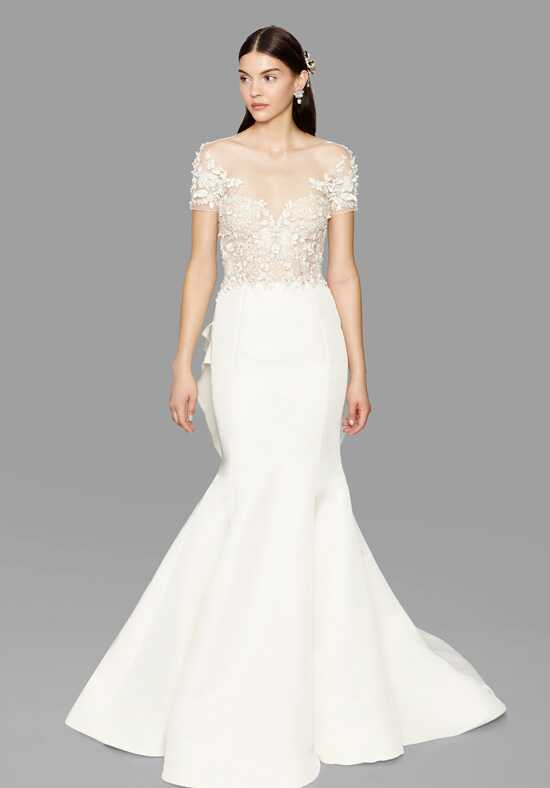 Marchesa Lux Mermaid Wedding Dress