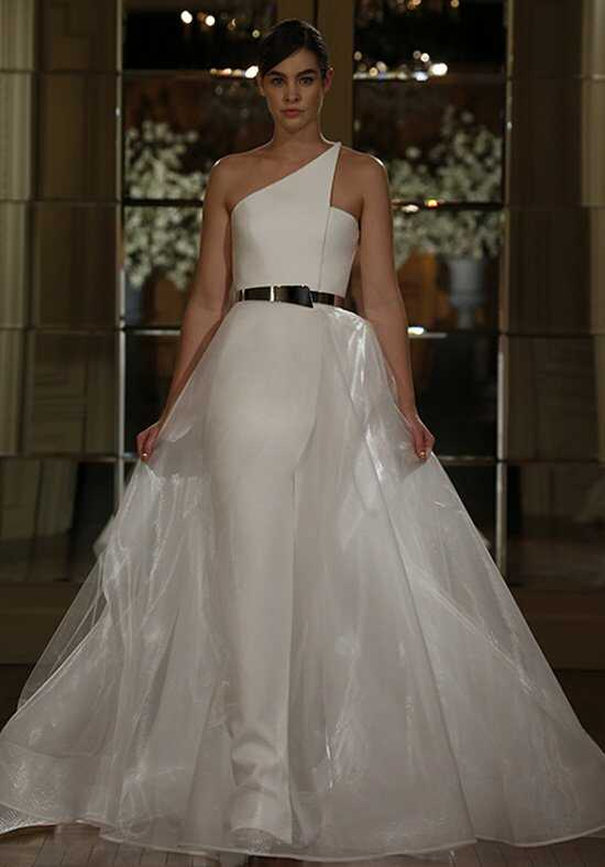 Romona Keveza Collection RK5400 Sheath Wedding Dress