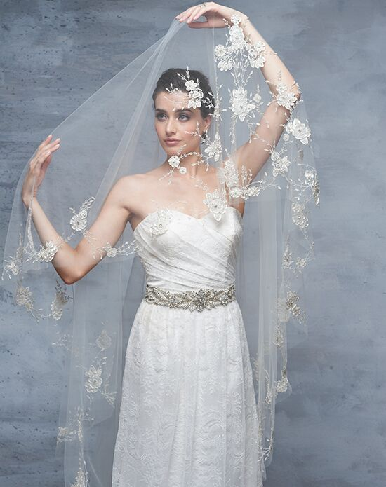 Blossom Veils & Accessories BB1521 Ivory Veil