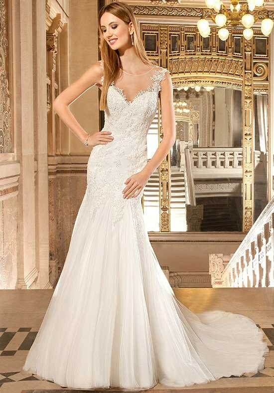 Demetrios GR261 Mermaid Wedding Dress