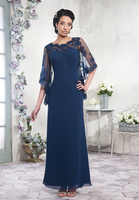 Mothers by Mary's Bridal MB8001 Black Mother Of The Bride Dress