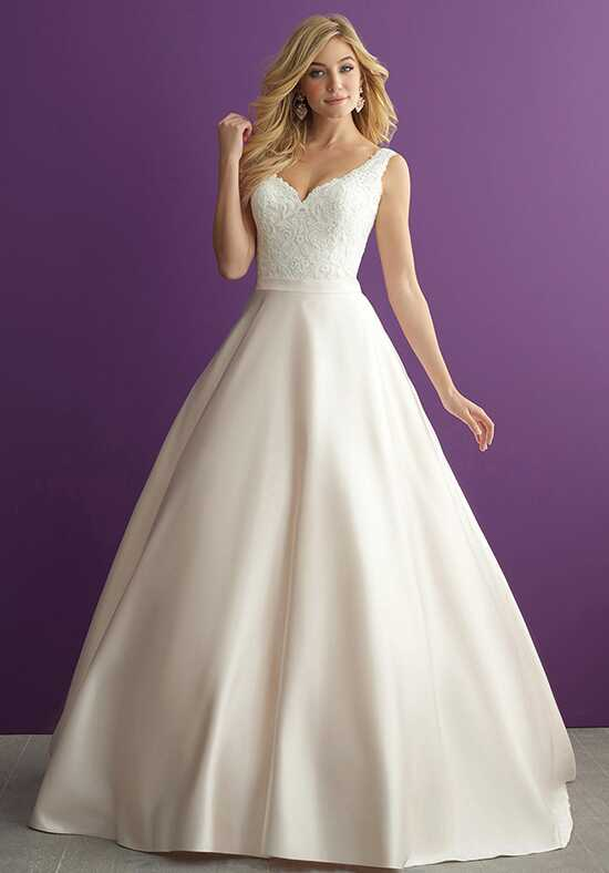 Allure Romance 2951 Ball Gown Wedding Dress