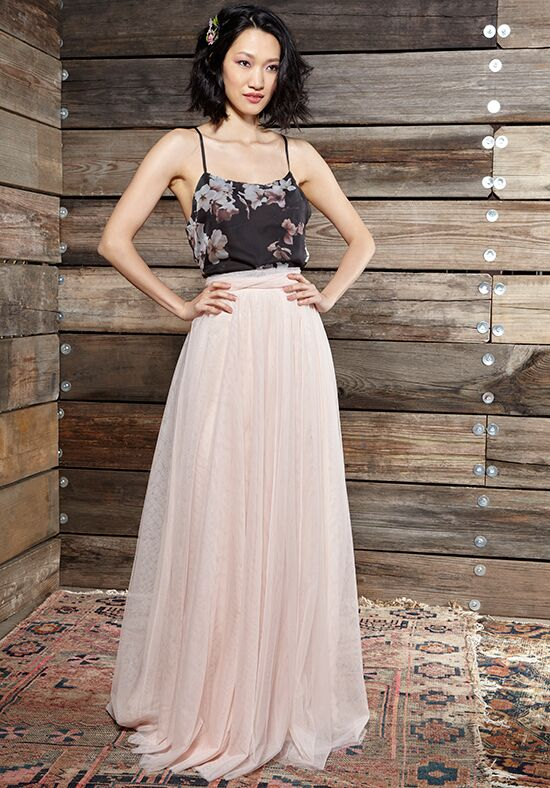 Ivy & Aster Bridesmaids Harper II Skirt Strapless Bridesmaid Dress