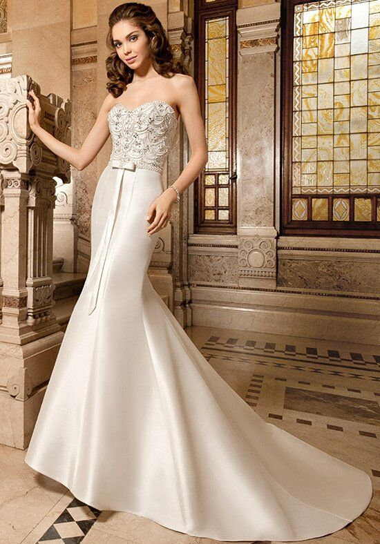 Demetrios 3211 Mermaid Wedding Dress