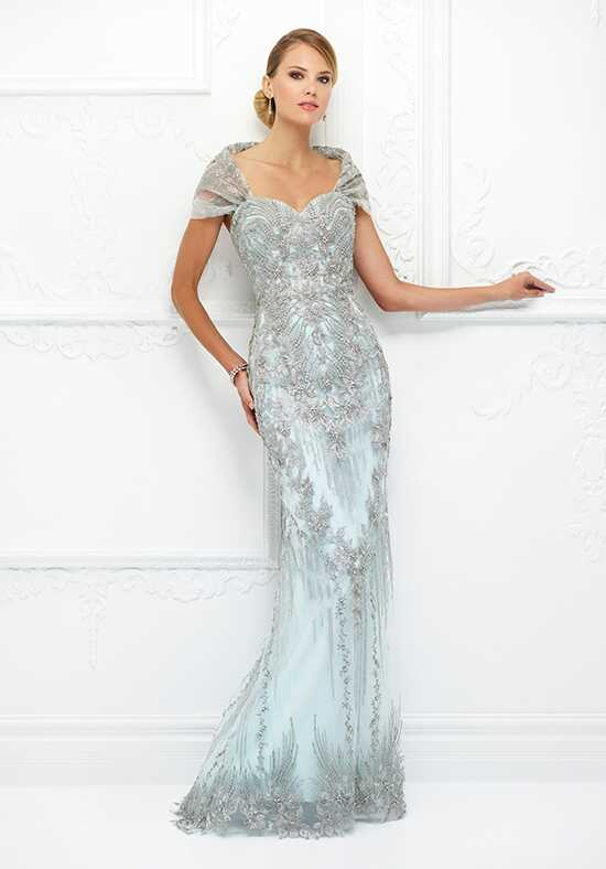 Ivonne D. 118D04 Blue Mother Of The Bride Dress