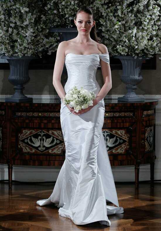 Romona Keveza Collection RK308 Mermaid Wedding Dress