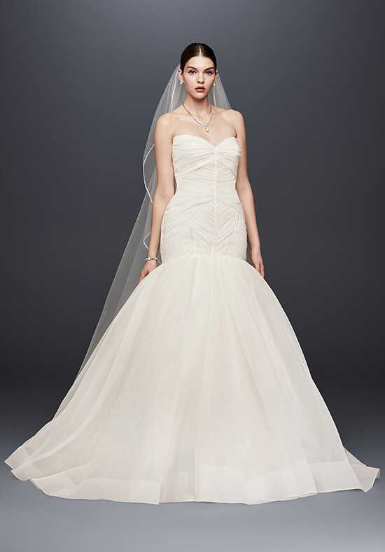 Truly Zac Posen at David's Bridal ZP341817 Mermaid Wedding Dress