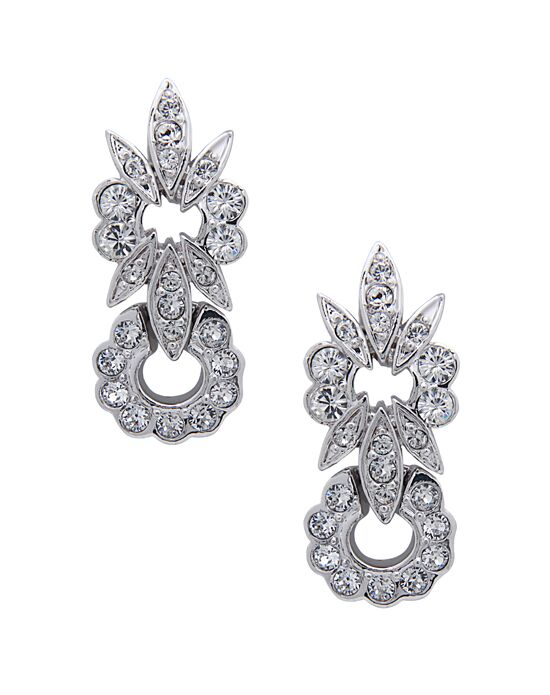 Nina Bridal Wedding Jewelry Botany Wedding Earring photo