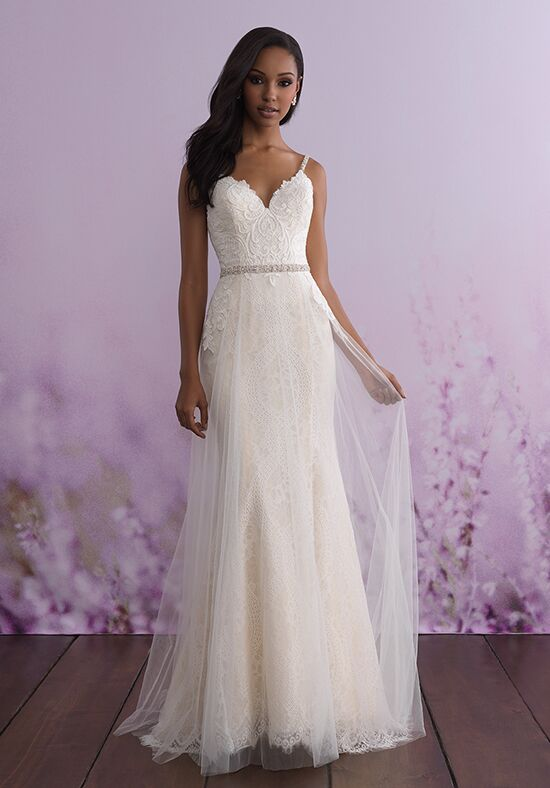 Allure Romance 3110 A-Line Wedding Dress