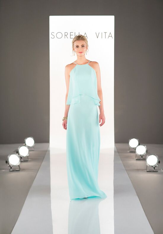Sorella Vita 8736 Halter Bridesmaid Dress