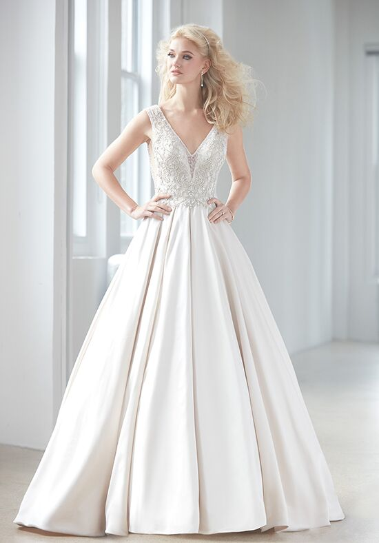 Madison James MJ350 Ball Gown Wedding Dress