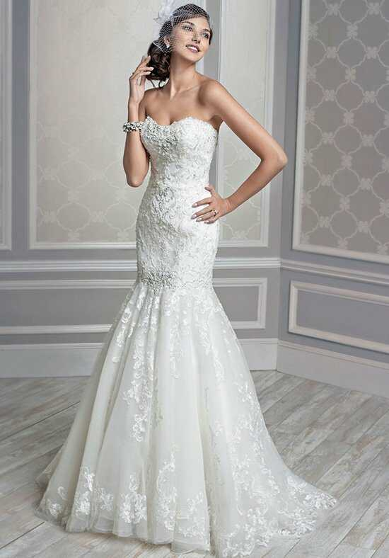 Kenneth Winston 1608 Mermaid Wedding Dress