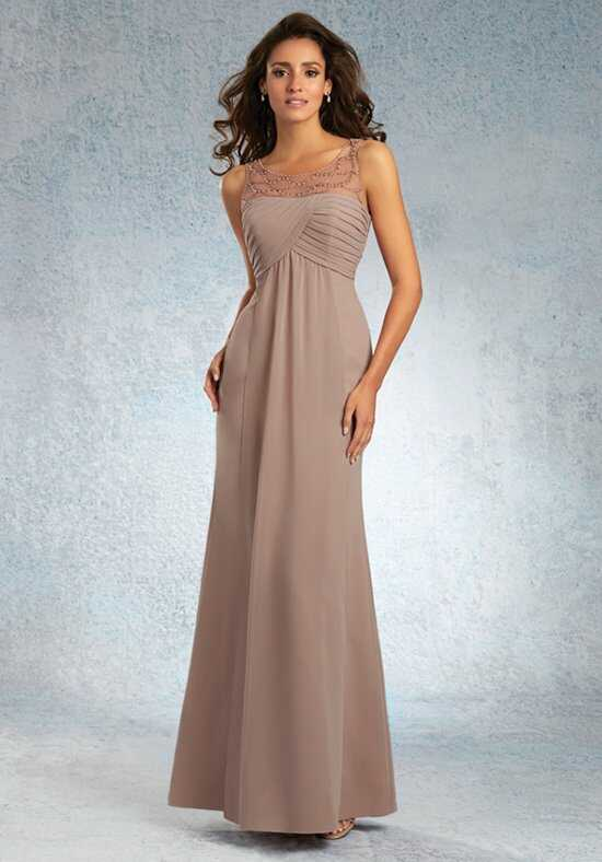 Alfred Angelo Sapphire Bridesmaid Collection 8100L Strapless Bridesmaid Dress
