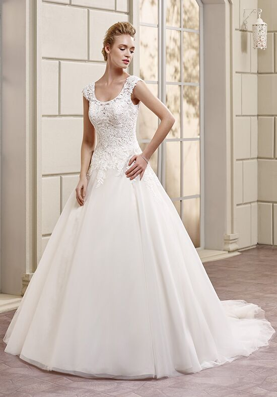 Eddy K AK147 Ball Gown Wedding Dress