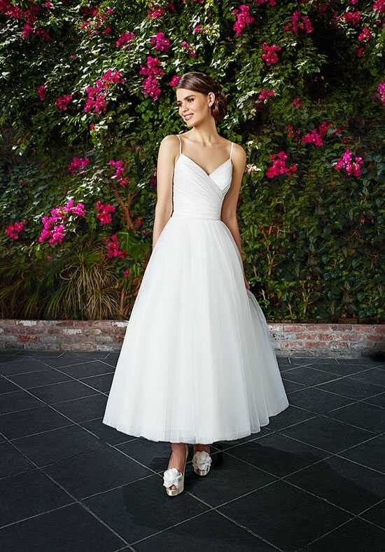 Moonlight Tango T762 Ball Gown Wedding Dress