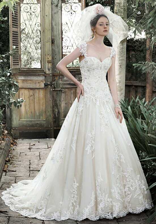 Maggie Sottero Dallasandra Ball Gown Wedding Dress
