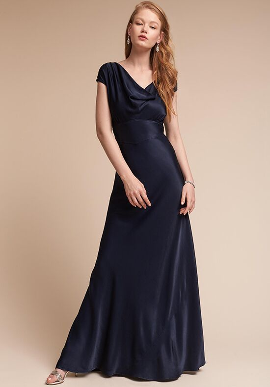 BHLDN (Bridesmaids) Gloss Scoop Bridesmaid Dress
