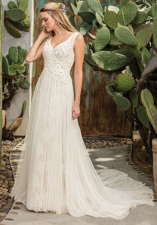 Casablanca Bridal Style 2301 Sierra A-Line Wedding Dress