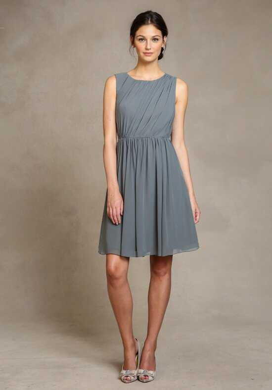 Jenny Yoo Collection (Maids) Skylar 1581 Bateau Bridesmaid Dress