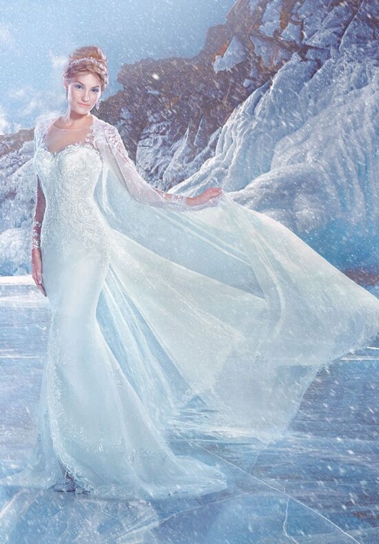 Alfred Angelo Disney Fairy Tale Weddings Bridal Collection 283 ...
