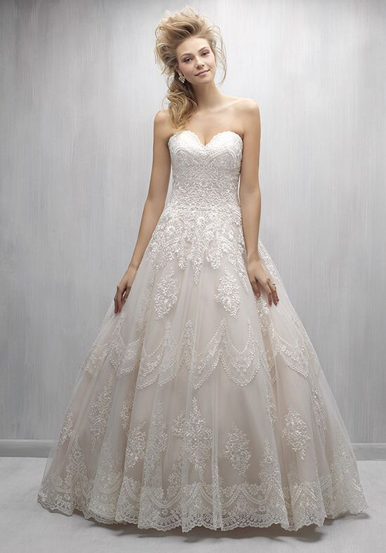 Madison James MJ269 Ball Gown Wedding Dress