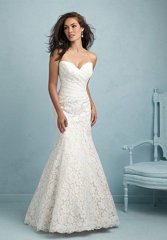 Allure Bridals 9210 Wedding Dress - The Knot