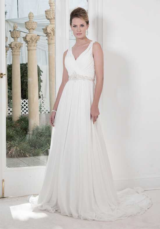 Pallas Athena PA9245 A-Line Wedding Dress