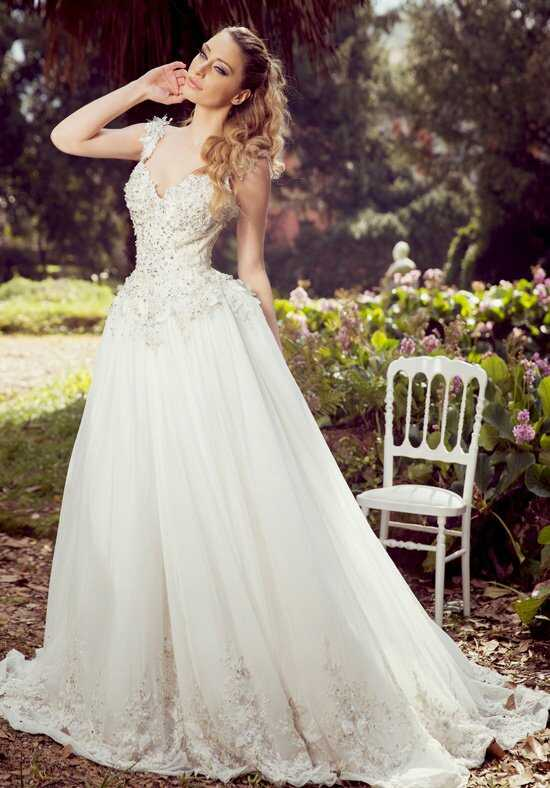 Ysa Makino KYM63 A-Line Wedding Dress