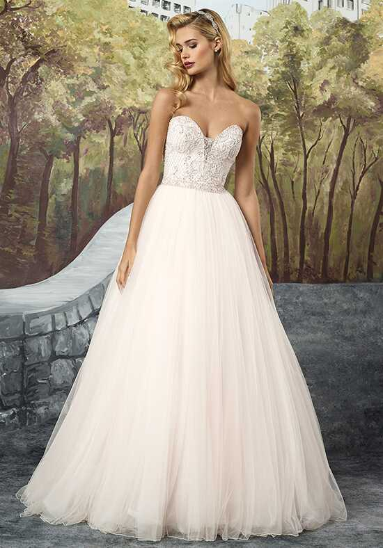 Justin Alexander 8913 Ball Gown Wedding Dress