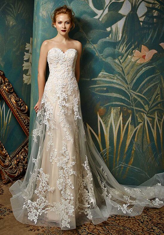 Blue by Enzoani Jilly A-Line Wedding Dress