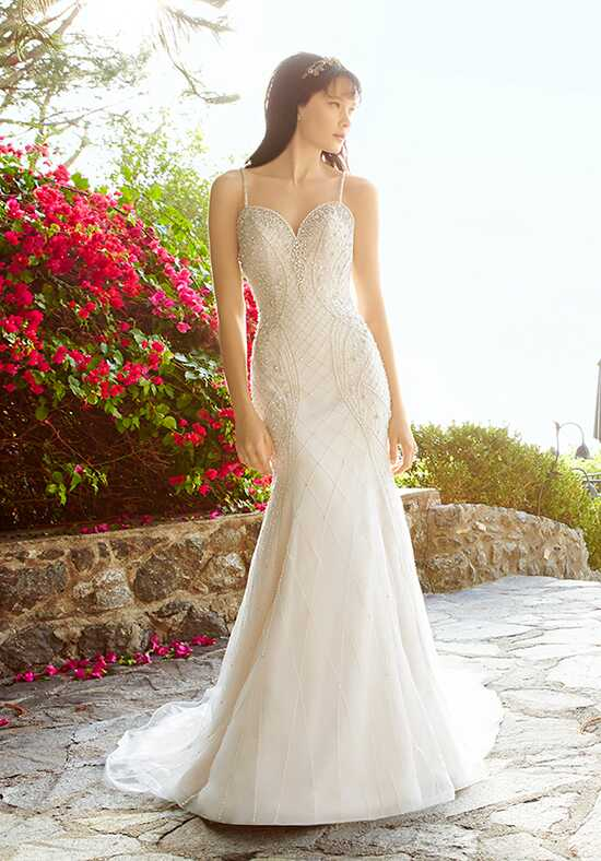 Val Stefani Pascale Mermaid Wedding Dress