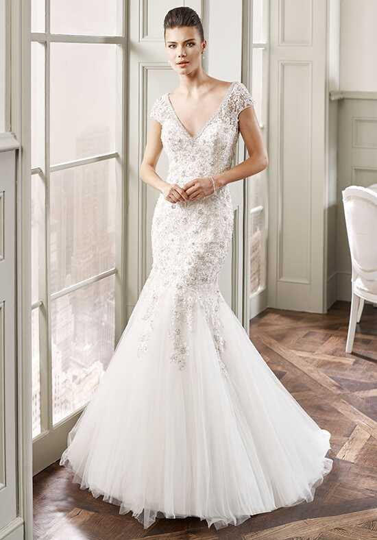 Eddy K CT146 Mermaid Wedding Dress